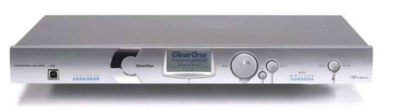 ClearOne Converge Pro 880T Converge Pro 880T Professional Conference System 910-151-881
