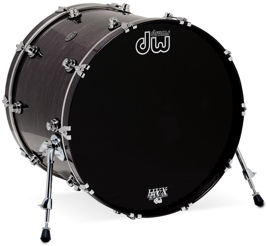 dw drpl1822kk 18 x 22 performance series bass drum full compass systems. Black Bedroom Furniture Sets. Home Design Ideas