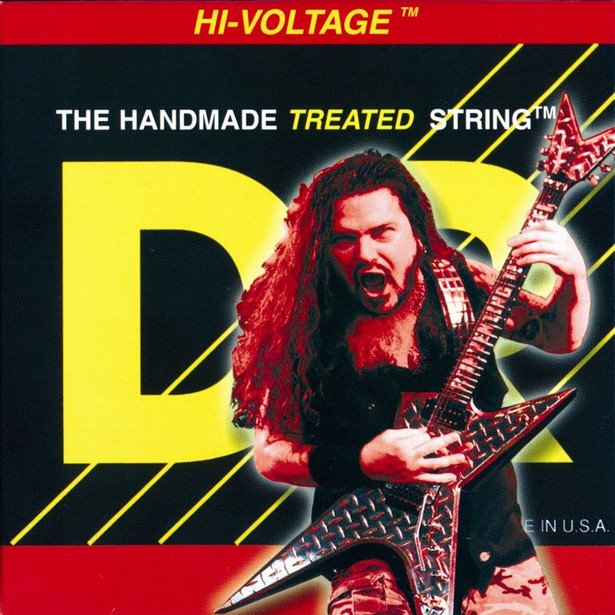 DR Strings DBG-9/46 Lite/Heavy Dimebag Darrell Signature Electric Guitar Strings DBG-9/46