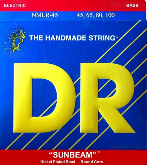Medium Light Sunbeams Bass Strings