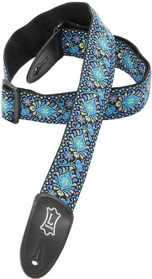 "2"" Jacquard Weave Guitar Strap"