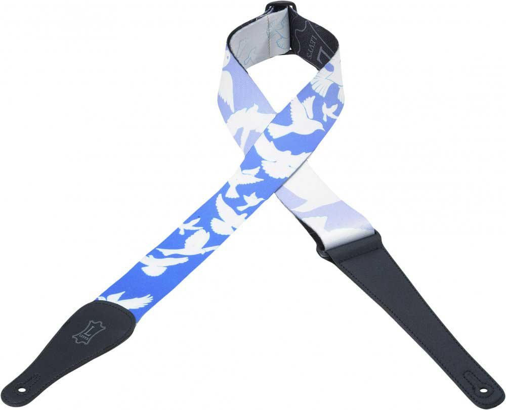"Guitar Strap 2"", Sublimation Print Series"