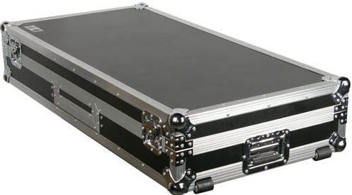 "ATA ""Battle Mode"" Case for DJ Mixer, 2 Turntables W/W"