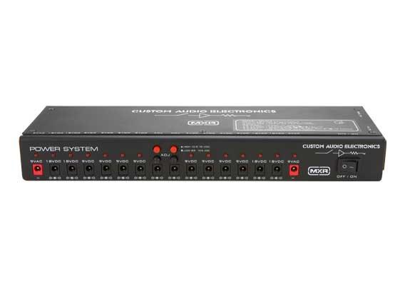 Custom Audio Electronics Power System