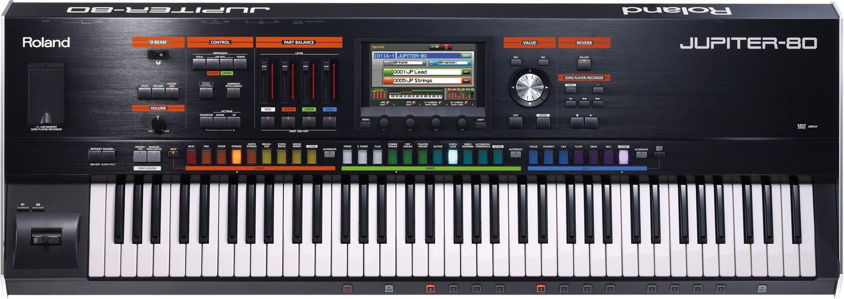 Jupiter-80 Synthesizer