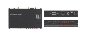 Digital Scaler, HD-15 Output