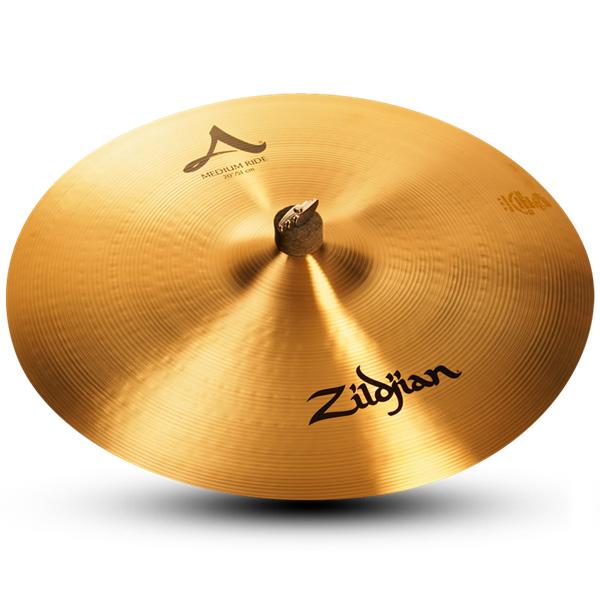 """20"""" A Zildjian Medium Ride Cymbal"""
