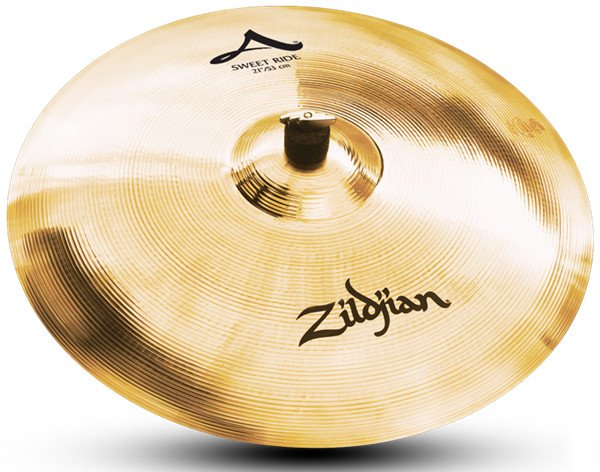 "21"" A Series Sweet Ride Cymbal in Brilliant Finish"