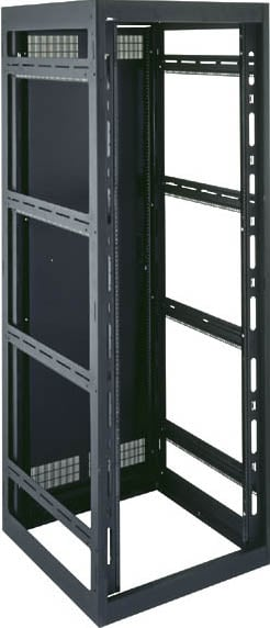 """Middle Atlantic Products DRK19-44-42PROLRD  44-Space, 42"""" D Rack/Cable Management Enclosure WITHOUT Rear Door DRK19-44-42PROLRD"""