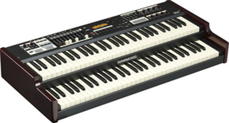 Hammond Suzuki USA Inc SK2 Combo Organ SK2-HAMMOND