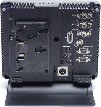 """9"""" HD/SD LCD Monitor 15:0 EVF"""