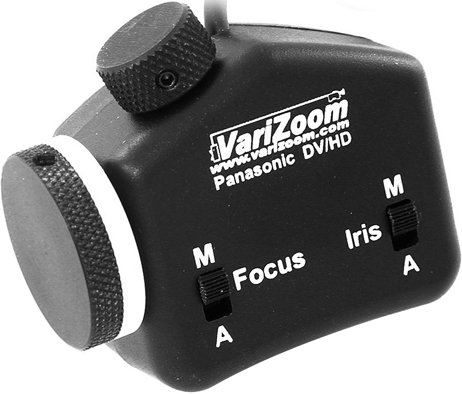 Wired Remote VariZoom Focus & Iris Controller