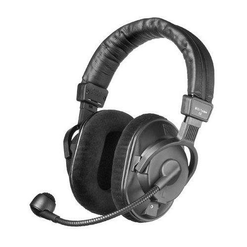Headset with Dynamic Microphone