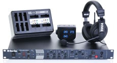 Wireless Intercom w/ 5 HS15 headsets