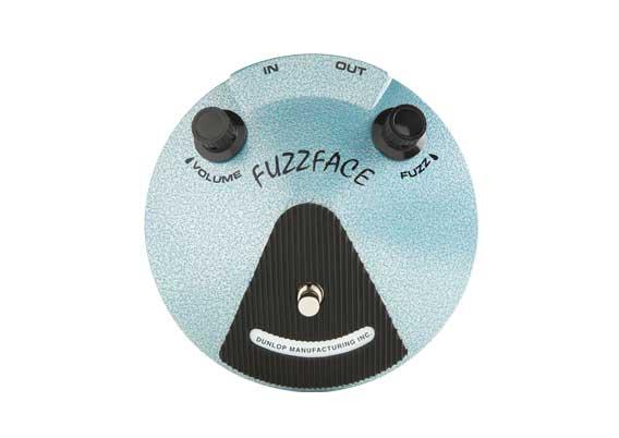 Jimi Hendrix Fuzz Face Distortion Pedal