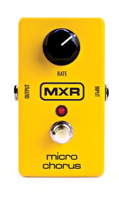 MXR Pedals M148 Micro Chorus Pedal, Chorus M148-MXR