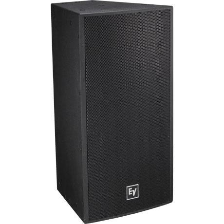 "Electro-Voice EVF-1122S/64-BLACK Two-Way 12"" Full-Range Loudspeaker, 500W @ 8ohms, 60X40 Degree Dispersion EVF1122S/64-BLACK"