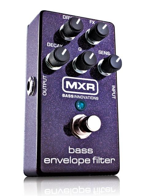 MXR Pedals M82 Bass Envelope Filter Pedal, Bass Filter M82-MXR