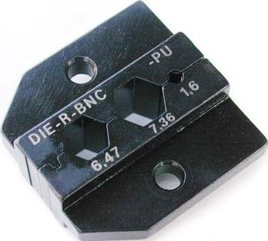 Crimp Tool Die for HX-R-BNC