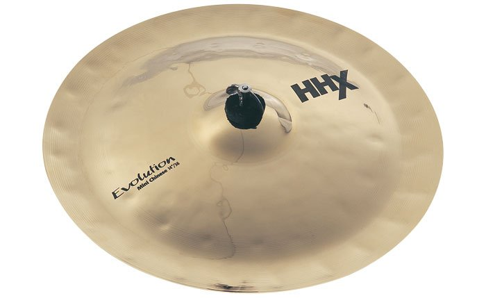 "14"" HHX Evolution Mini Chinese Cymbal in Brilliant Finish"
