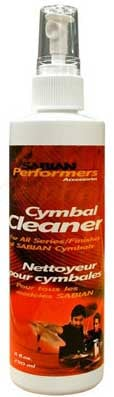 8 oz. Cymbal Cleaner