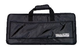 MicroKorg Synthesizer Soft Case