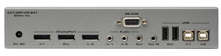 DisplayPort KVM Display