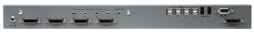 Gefen Inc EXT-DVIKVM-441DL 4x1 DVI KVM Switcher EXT-DVIKVM-441DL
