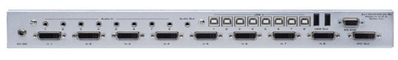 8x1 DVI KVM Switcher