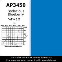 """Gel Sheet, 20""""x24"""", Bodacious Blueberry"""