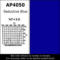 "Gel Sheet, 20""x24"", Seductive Blue"