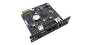 American Power Conversion AP9631 UPS Network Management Card 2 with Environmental Monitoring AP9631