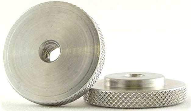 Large Threaded Lock Nut