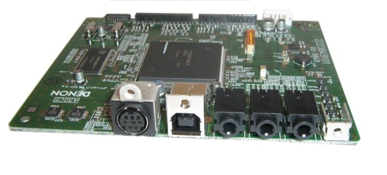 Denon Mixer PCB