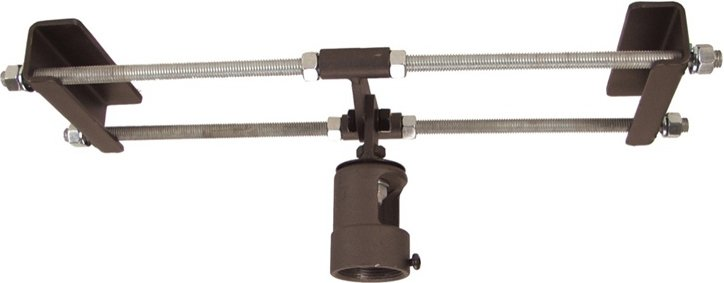 "4""-8""W I-Beam Adapter with 1.5"" Coupler"