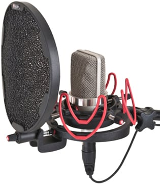 InVision Studio Kit with USM-L Mount, Pop Filter