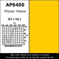 """Gel Sheet, 20""""x24"""", Pilsner Yellow"""