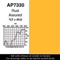 """Gel Sheet, 20""""x24"""", Rust Assured"""