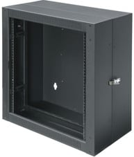 "12-Space, 12"" D SWR Series Shallow Wall Rack"