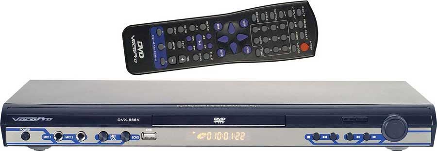 Karaoke Player, Multi-Format