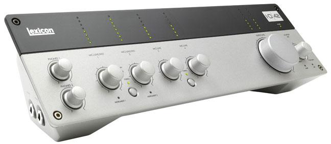 4x4 USB 2.0 Desktop Recording Studio