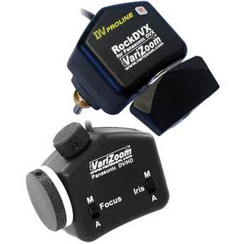 Zoom/Focus Iris Control