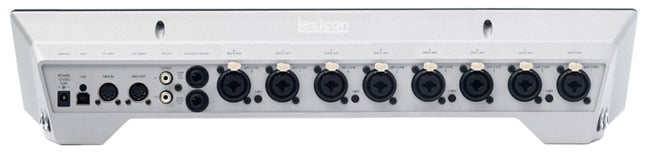 8x2 USB 2.0 Desktop Recording Studio