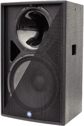 "15"" 700 Watt Program @ 8 ohm 2-Way Passive Loudspeaker, Black"
