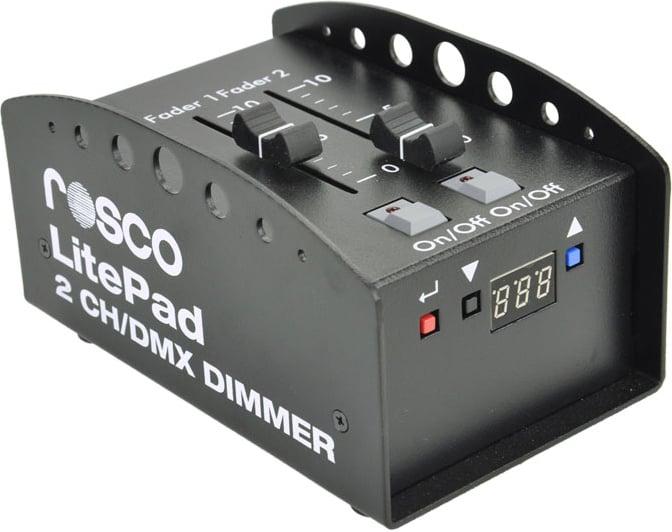 2-Channel DMX Dimmer for Litepad