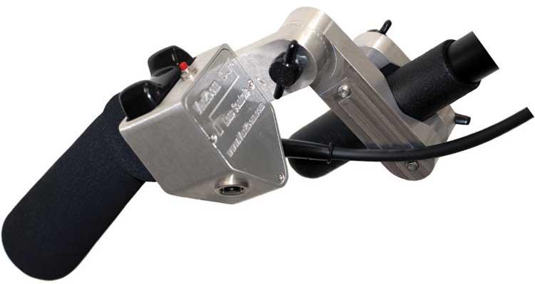 Pistol Grip Zoom Controller