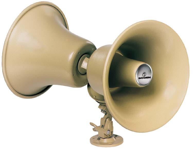 Bidirectional Reentrant Horn