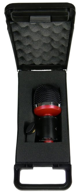 Kick Drum Mic w/Shockmount