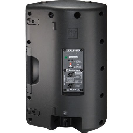 """12"""" Two-Way Passive 90° x 50°, 600W Weather-Resistant Loudspeaker System"""