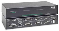 Computer Dist Amp 1x6 w/PwrSup